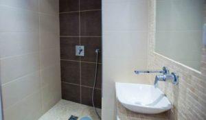 installation douche à l'italienne à Paris
