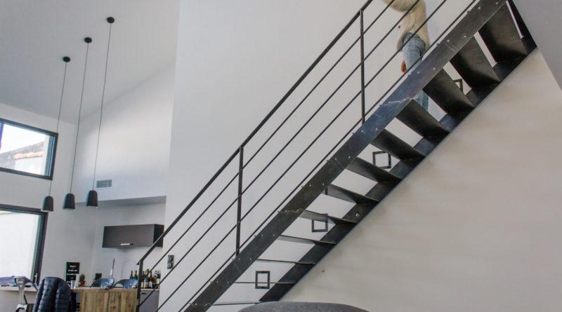 Escalier-Acier