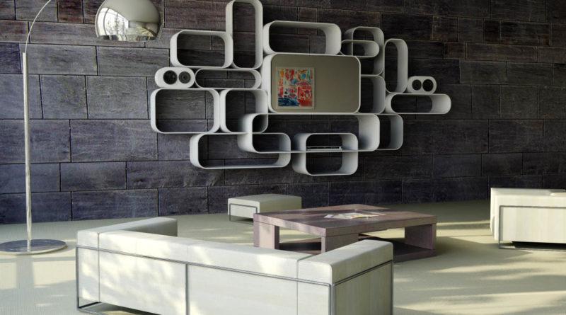 mobilier en metal