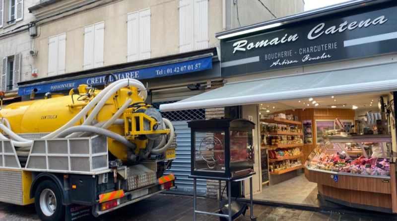 Vidangeurs certifiés à Paris